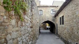 Ciudad medieval, Peratellada