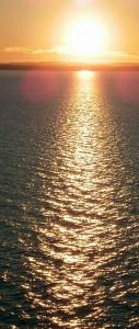 Faro Solar - Mar de Noruega