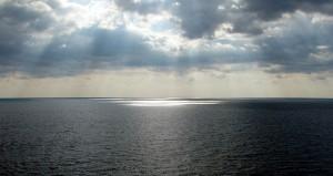 Iluminando el Mar Estrecho de Mesina