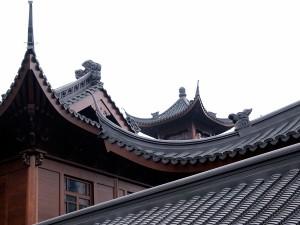 Templo del Buda de jade, Shanghai, China