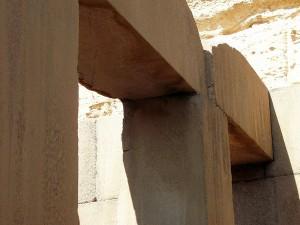 Templo de Kefrén Giza Egipto