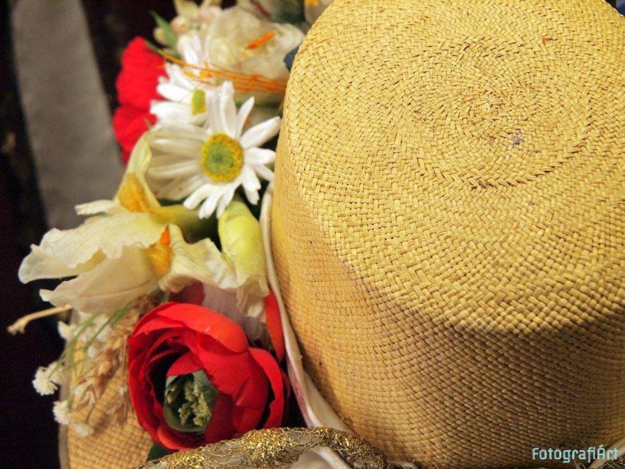 Sombrero Adornado