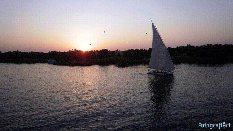 Al otro lado del Nilo