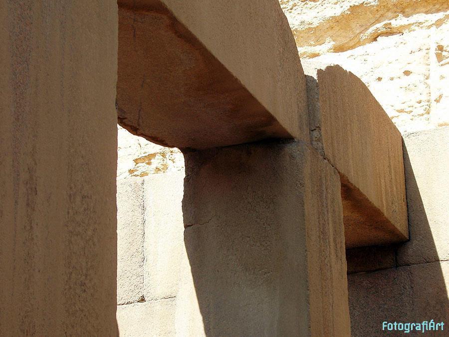 Templo de Kefrén Giza