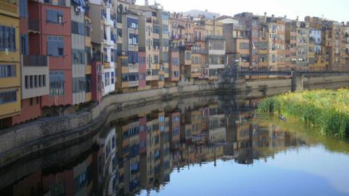 El río como espejo