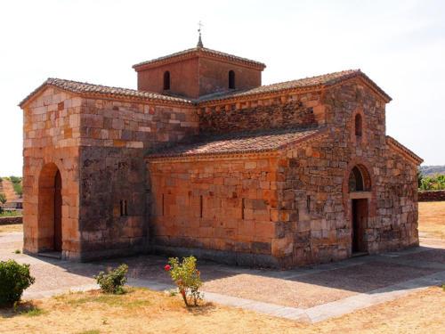 San Pedro de la Nave S. VII