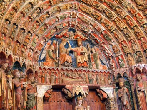 Colores de más de 8 siglos