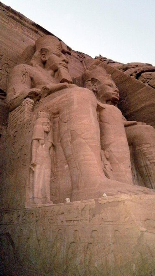 3.300 años ahí