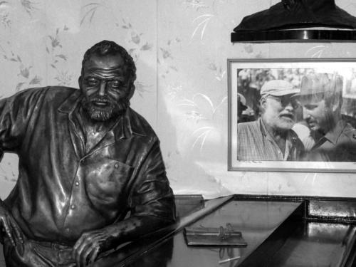 Ernest M. Hemingway