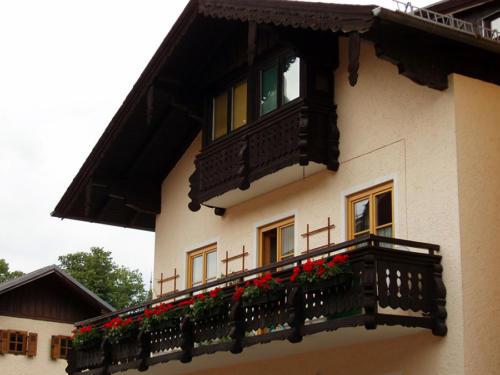 Balcón en verano