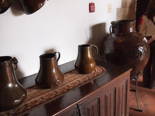 Vasijas españolas S.XVI