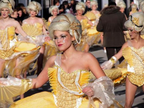 Pasión en carnaval