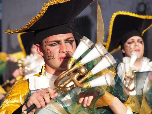 Expresión en carnaval