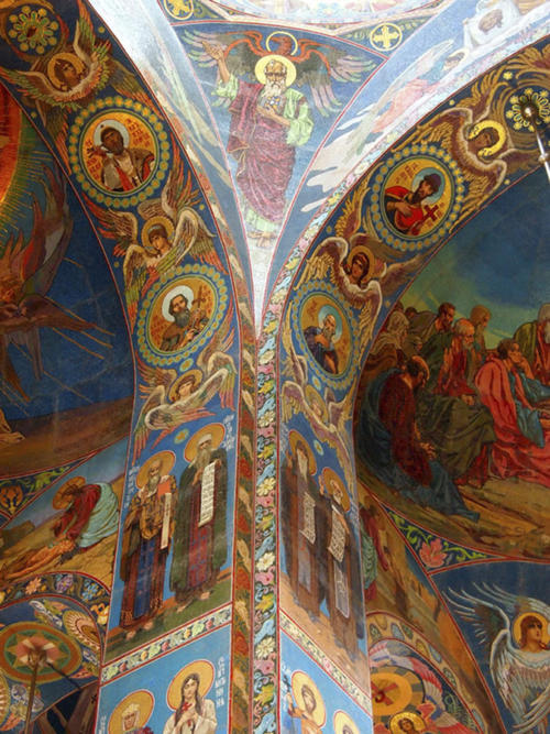 Mosaicos multicolor