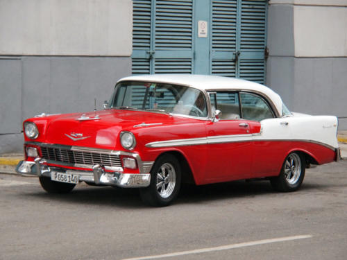 Chevrolet Bel Air V8