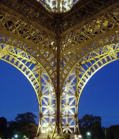 Simetría Eiffel