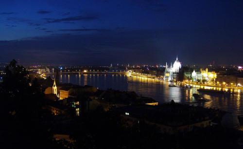 Desbordamiento del Danubio