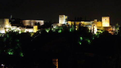 La Alhambra desde San Nicolás