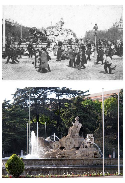 Cibeles_de_cerca_1929