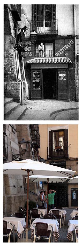 Arco de Cuchilleros_Lateral_1950