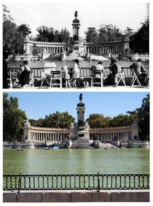 Monumento_Alfonso_XII_1960