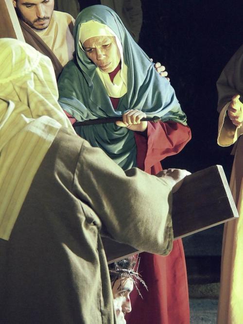 Paso 7-Tercera caída de Jesús