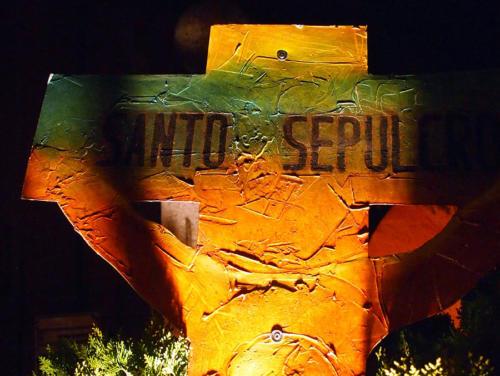 Paso 11-Santo Sepulcro