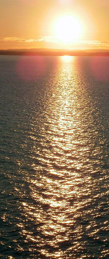 Faro solar
