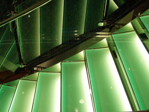 Escalera esmeralda