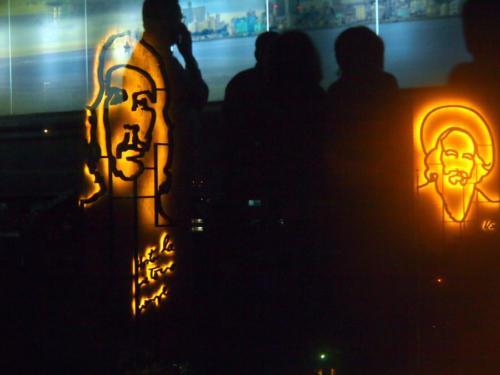 El Ché Guevara y Camilo Cienfuegos