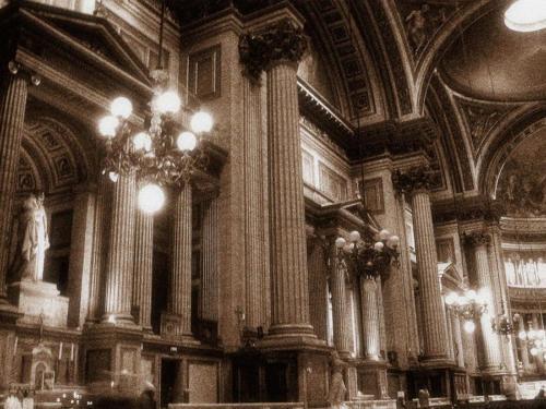 Interior de La Madeleine