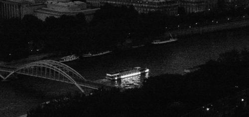 Rio Sena de Noche